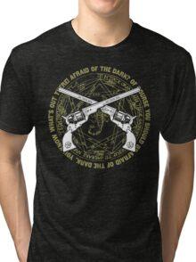 Afraid of the Dark? Tri-blend T-Shirt
