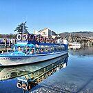 Silverholme on Lake Windermere.. by Lilian Marshall