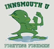 The Fighting Fishmen by Andy Hunt