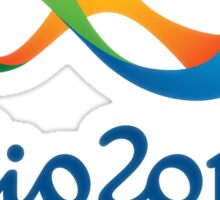 Olympics in Rio 2016 Sticker