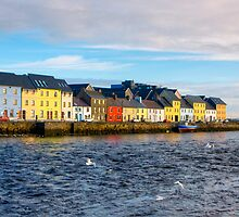 Seaside Galway by Mark Tisdale