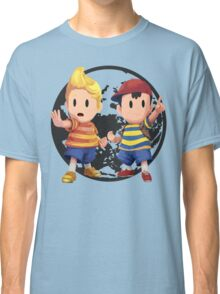 Ness and Lucas Classic T-Shirt