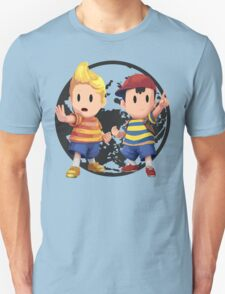 Ness and Lucas Unisex T-Shirt