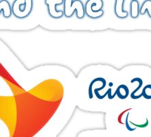 Paralympics, Rio 2016: Beyond the limits Sticker