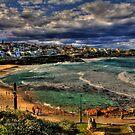 BRONTE BEACH  by Andrew  MCKENZIE
