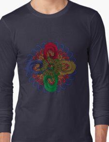 The Circle of Inheritance Long Sleeve T-Shirt
