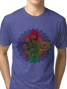 The Circle of Inheritance Tri-blend T-Shirt
