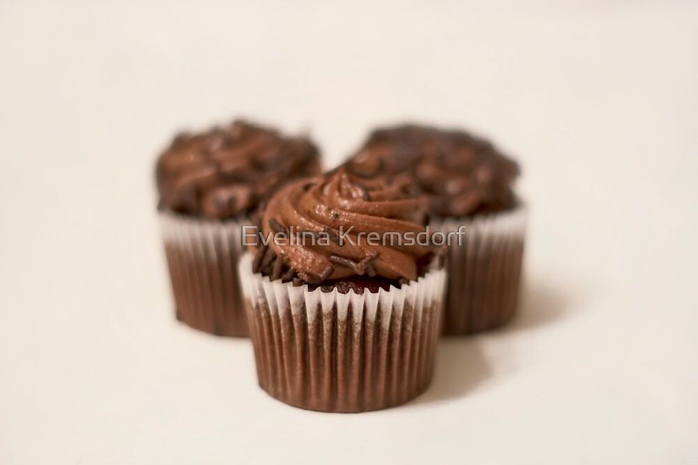 Chocolate Indulgence by Evelina Kremsdorf