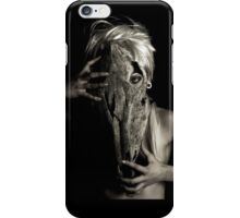 Through the Eye of the Dead iPhone Case/Skin