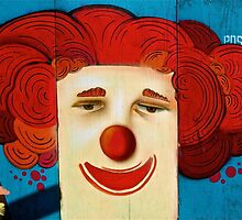 """Carrot Top""-- A Coney's Clown.................................3 of 9 by Sassafras"