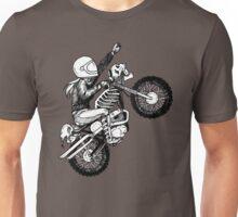 Women Who Ride - Dare Devil Unisex T-Shirt