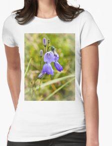 Wild Harebells Womens Fitted T-Shirt