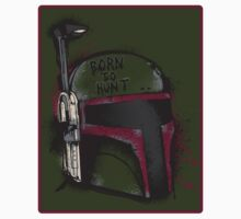 Born To Hunt Sticker by CoDdesigns