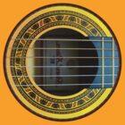 Flamenco Guitar by rafi talby by RAFI TALBY