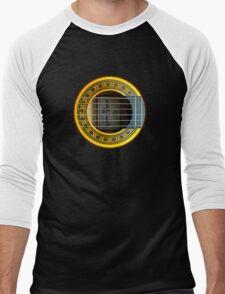 Flamenco Guitar by rafi talby Men's Baseball ¾ T-Shirt