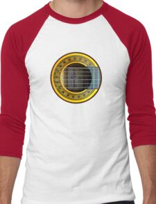 Flamenco Guitar by rafi talby Men's Baseball ¾ T-Shirt