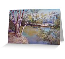 Goulburn Tranquility Greeting Card
