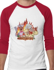 Hell's Kitchen Men's Baseball ¾ T-Shirt