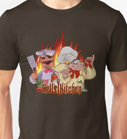 Hell's Kitchen Unisex T-Shirt
