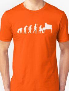 Funny Piano Evolution T Shirt T-Shirt