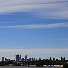 Perth and sky by salvadorleary