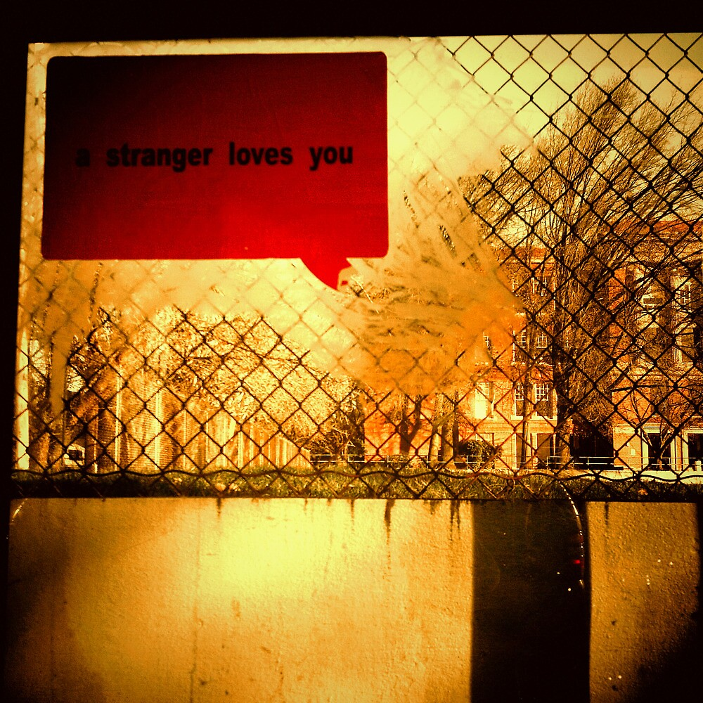A Stranger Loves You by KeriFriedman