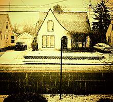 PDX Snow by KeriFriedman