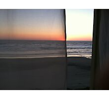 Pacific sunset, Oregon Coast Photographic Print