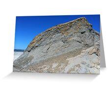 Rock nose Greeting Card