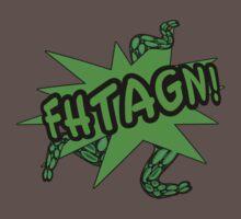 Fhtagn! One Piece - Short Sleeve