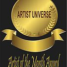 Banner for Artist Universe  by aldona