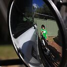 In the mirror by salvadorleary