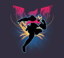 Super Smash Bros. Blue Captain Falcon Silhouette Unisex T-Shirt