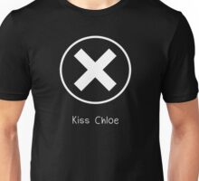 X to Kiss Chloe (Life is Strange) Unisex T-Shirt