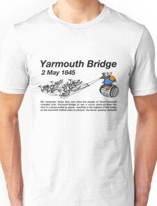 Yarmouth Bridge (Light) Unisex T-Shirt