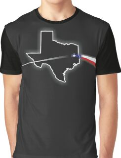 Dark Side of Texas Graphic T-Shirt