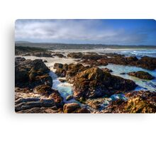 Rocky Morning Canvas Print
