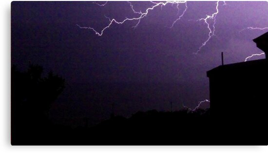 May 1 2012 Morning Storm by dge357