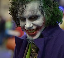 The Joker by Linda Cutche