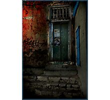 Hotel Leto Greek Islands Photographic Print