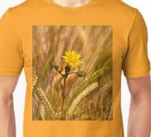 Dandelion and Barley Unisex T-Shirt