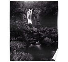 """Mathinna Falls"" ∞ Mathinna, Tasmania - Australia Poster"