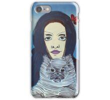 Lib 1091 iPhone Case/Skin