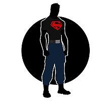 Recognized: Superboy, B04 Photographic Print