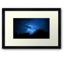 May 1 2012 Morning Storm 42 Framed Print