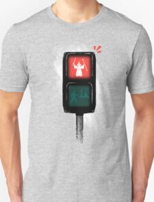 one does not simply jaywalk into mordor T-Shirt