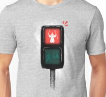 one does not simply jaywalk into mordor Unisex T-Shirt