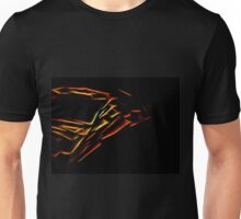 neonflash art fabrics FILES Unisex T-Shirt
