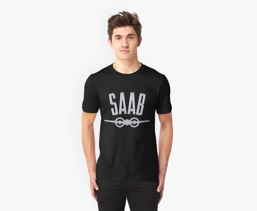 Classic Saab  by Robin Lund