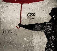 Parisian Graffiti by Georgia Kelleher